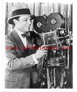 Rudolph Valentino with MITCHELL STANDARD CAMERA 8x10 #2 - $9.99