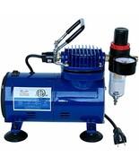 Paasche Airbrush D500SR 1/5 HP Compressor with Regulator and Moisture Trap - $113.99