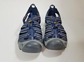 KEEN Size 10.5 XT 0206 Blue Gray Waterproof Hiking Walking Shoes Sandals... - $32.55 CAD