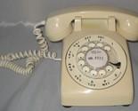 Rotary dial desktop white telephone thumb155 crop