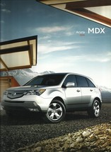2009 Acura MDX sales brochure catalog US 09 - $9.00