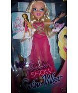 Bratz Cloe Fashion Show Swim Wear Doll Really Walks Swim Suit Cover Up NEW - $18.00
