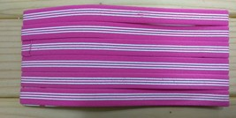 New Unisex Adidas Running, HEADBAND  Pink White One Size All Sports  - $6.00