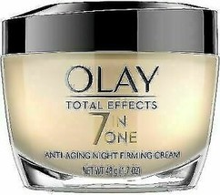 Olay Total Effects 7-in-1 Anti-Aging Night Firming Cream, 1.7 oz - $18.40