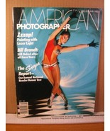 American Photographer Magazine April 1982 Bill Brandt, The Snaps Report - $8.99
