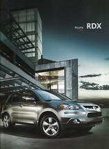 2009 Acura RDX sales brochure catalog US 09 Turbo SH-AWD - $8.00