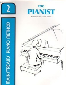 Mainstreams Piano Method The Pianist Book 2 Noona