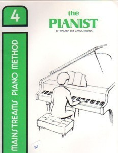 Mainstreams Piano Method The Pianist Book 4 Noona