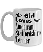 American Staffordshire Terrier - 15oz Mug - $16.97