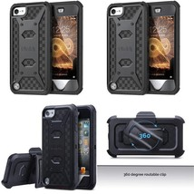 Ulak Ipod Touch 6 Case,Ipod Touch 5 Case,[Knox Armor] Dual Layer Hybrid ... - $13.15