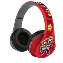 Super Mario Nintendo Red Headphones FM, Bluetooth & SD CARD - $26.00