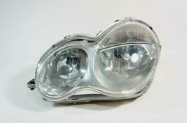 05-2007 mercedes w203 c230 front left side halogen headlight head light ... - $116.75