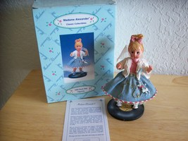 2000 Madame Alexander 1950 Sock Hop Figurine  - $30.00