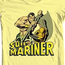 Sub-Mariner Prince Namor T-shirt vintage old Bronze Age comic book free shipping image 1