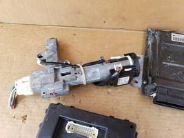 05 Nissan Xterra 4x2 ECU Computer Ignition Switch BCM Door Tailgate Key Locks image 4