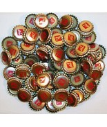 Soda pop bottle caps Lot of 100 plastic lined 7UP unused and new old stock - $22.49