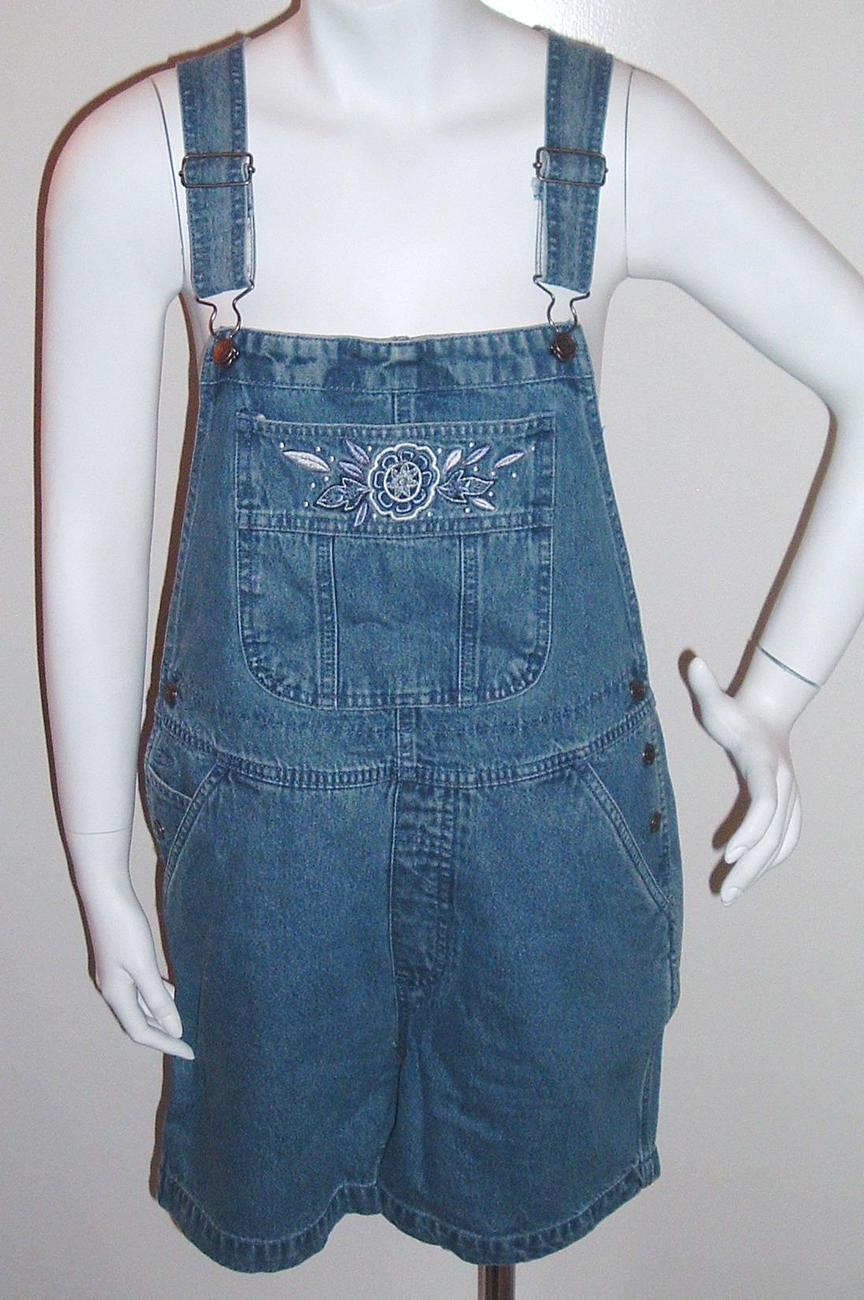 Overall blue 1