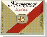 Narragansett beer label thumb155 crop