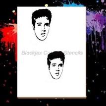 Elvis 01  Airbrush Stencil,Template - $10.39