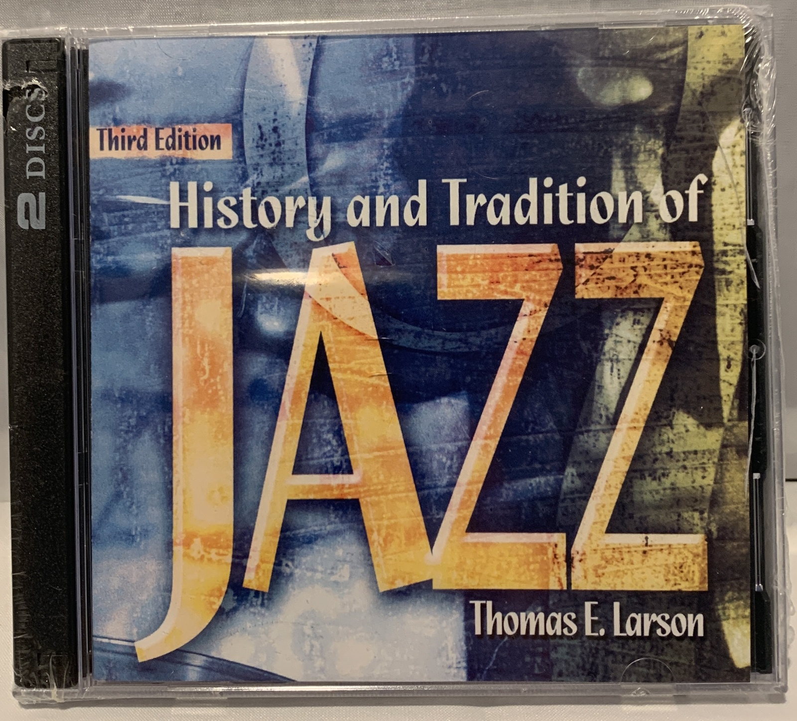 Primary image for History and Tradition of Jazz (Audio CD, 3rd Edition) ** Brand New **