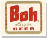 Boh beer label thumb155 crop