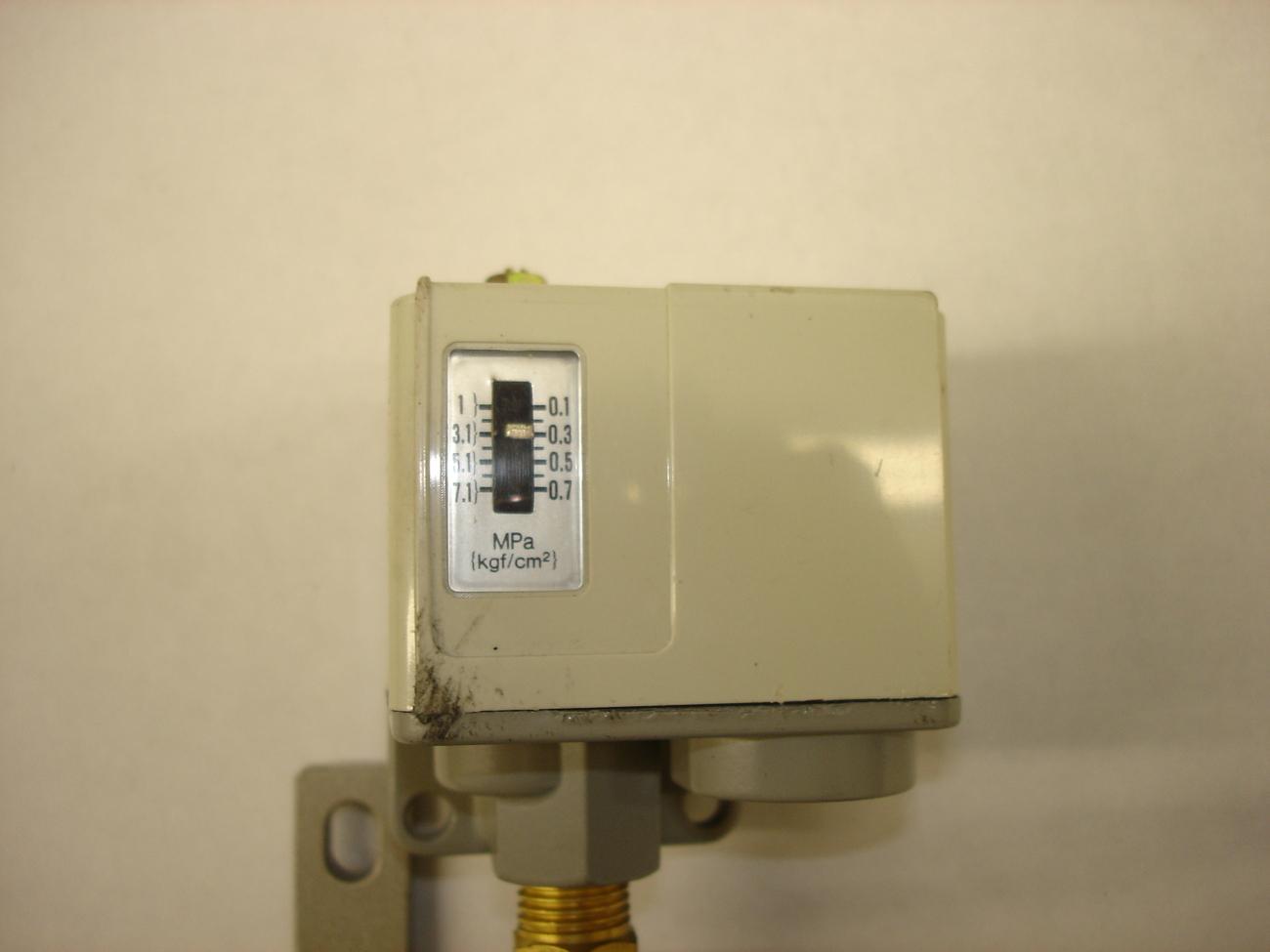 SMC Pressure Switch IS3000