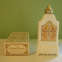 Avon Collectibles 1972 Armoire Decanter - $8.37