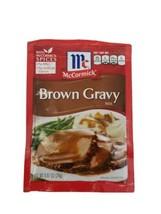 Mccormick Brown Gravy Mix - .87 OZ (Pack 24) best buy date 06/24/2020 - $24.70