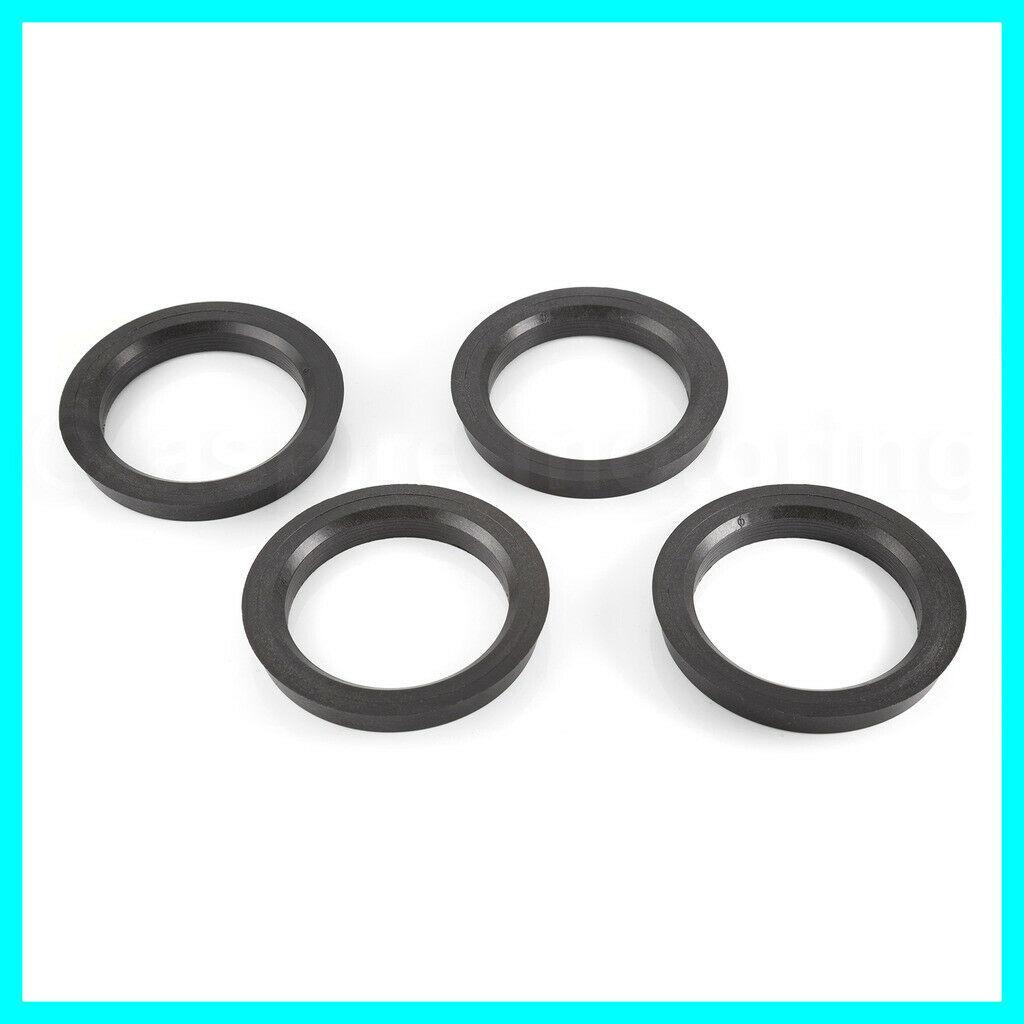 4 pcs Hub Centric Rings 72.6 72.56 to 67.1 fits Hyundai