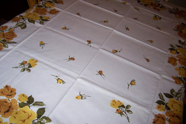 Vintage Sunglo tablecloth mint condition - $45.00