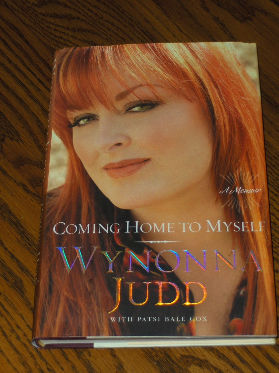 Primary image for Coming Home To Myself  Wynonna Judd