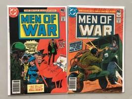 Lot of 2 Men of War (1977) #19 24 VF Very Fine - $19.80