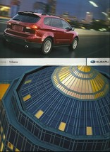 2009 Subaru TRIBECA sales brochure catalog 09 US Limited - $8.00