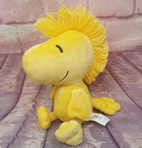 "Kohl's Cares Woodstock Plush Bird Peanuts Yellow Stuffed Toy Charlie Brown 13"" - $10.44"