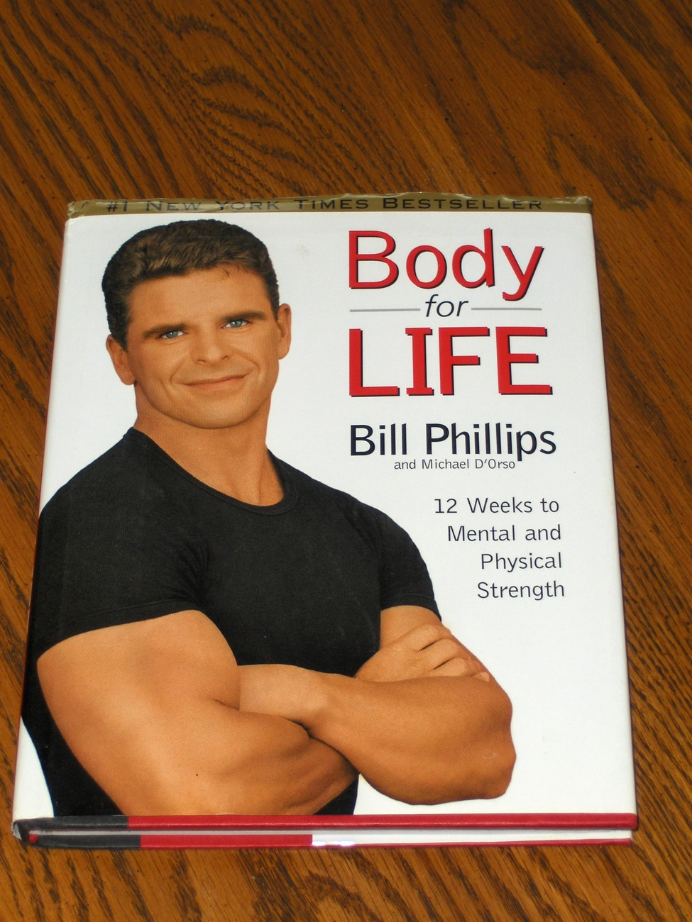 Primary image for Body for Life  Bill Phillips