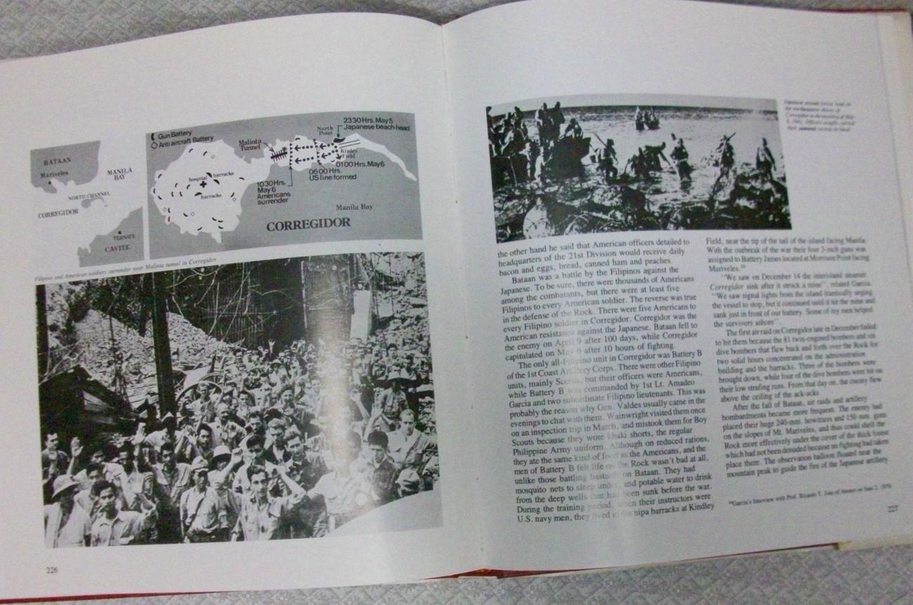 Filipinos at War by Quirino Carlos Signed