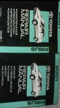 2001 Toyota PRIUS Service Repair Shop Workshop Manual Set 2 Volume OEM  - $89.09