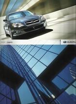 2009 Subaru LEGACY brochure catalog US 09 2.5i GT Spec.B 3.0R - $8.00