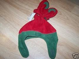 Infant Size Medium 6-12 Months Old Navy Winter Cap Hat Mittens Gloves Re... - $12.00