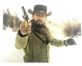 "Jamie Foxx Signed Autographed ""Django Unchained"" Glossy 11x14 Photo - CO... - $149.99"