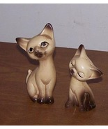 Salt And Pepper Shakers Siameese Cats - €7,33 EUR