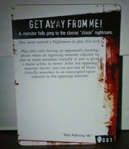 Get Away From Me! 001 Plot Twist Horrorclix - $0.99