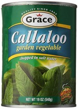 Grace Callaloo 500g (Confezione di 4) - $39.95