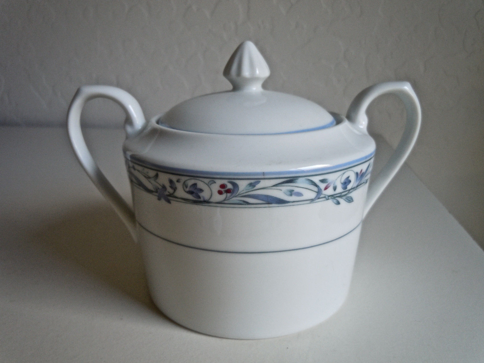 Christopher Stuart Overture Sugar Bowl and Lid