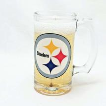 Pittsburgh Steelers Beer Candle - Mineral Oil Based Gel Candle MADE IN USA - $19.35