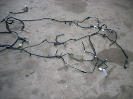 2013 NISSAN JUKE REAR BODY WIRING HARNESS 240141KM0A GENUINE OEM