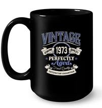 Vintage Made In 1973 45th Birthday Gift Gift Coffee Mug - $13.99+