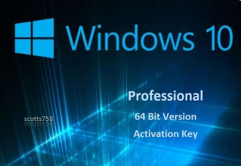 windows 10 professional activator  for 64 bit