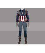 Customize Avengers: Endgame Captain America Avengers IV Uniform Cosplay ... - $355.00