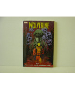 WOLVERINE: ROT - HARD COVER GRAPHIC NOVEL - FREE SHIPPING - $14.03